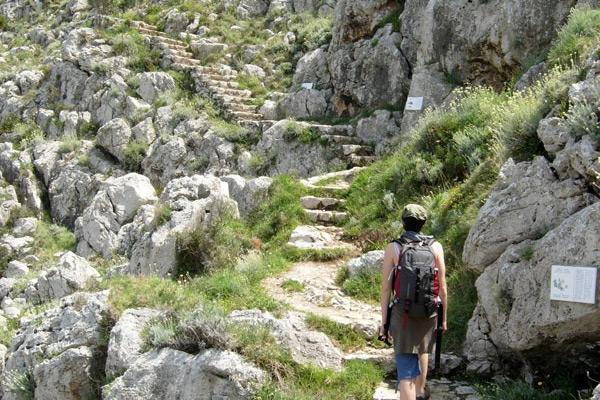Sentiero dei fortini